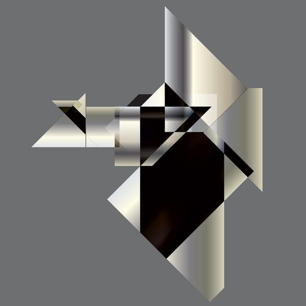 Graphic Clad Gardner Keaton #white #design #graphic #black #illustration #art #and