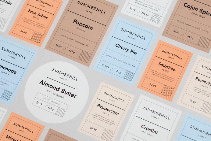 #Packaging by Blok Design