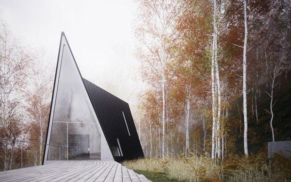 William O'Brien Jr. : Allandale House #architecture #house