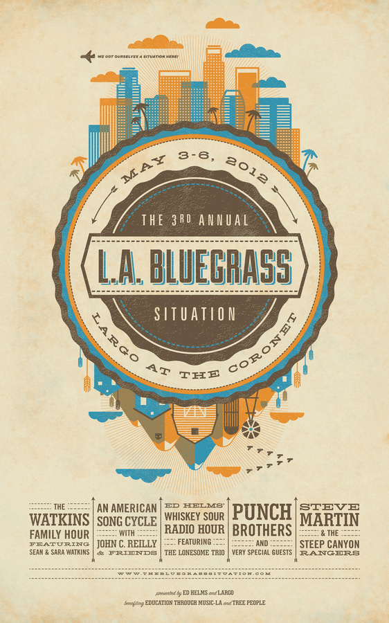 bluegrass_situation_med #print #poster