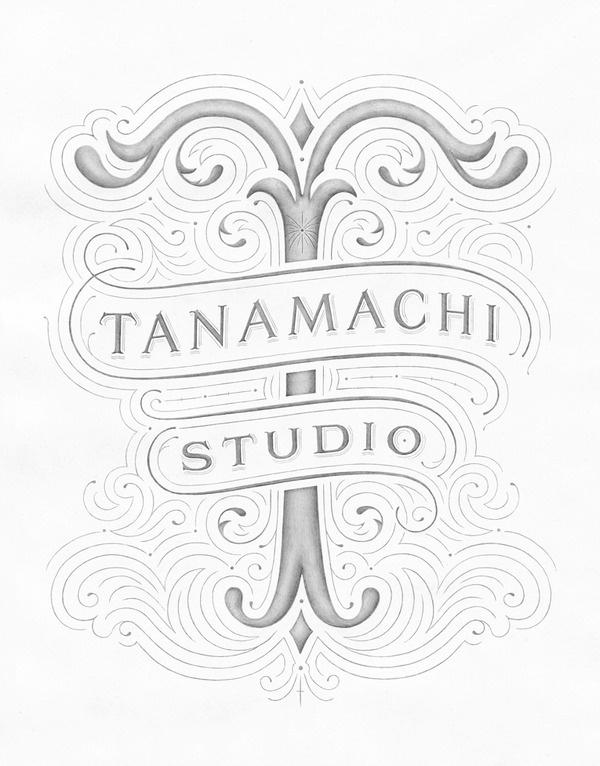 Dana Tanamachi — TANAMACHI STUDIO #tanamachi #floral #typography