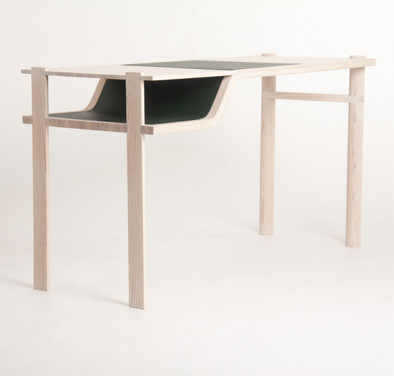 FFDesk by Frida Forsman #minimal #design #desk #workstation