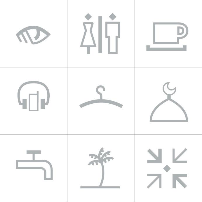 Dépli design studio | Pictos au croisementdes cultures orientales et occidentales #pictogram #icon #icondesign