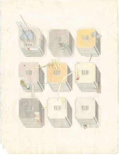 but does it float #squares #architecture #buildings #connections