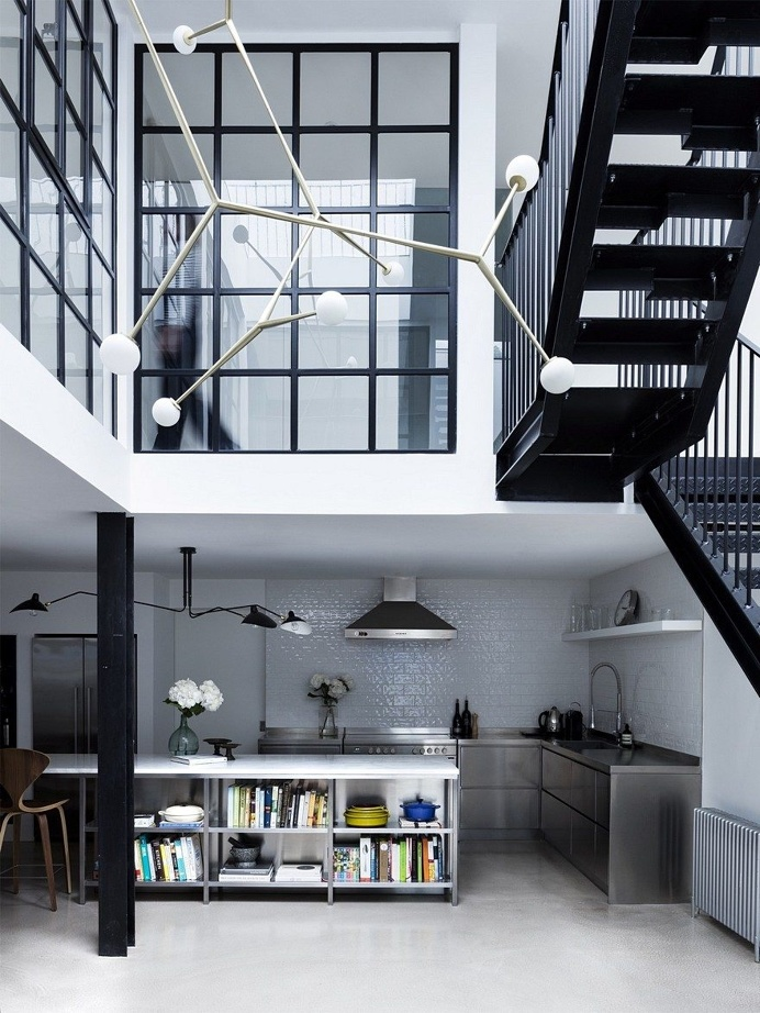 Florida Street House by Paper House Project