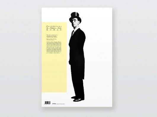 fontag magazine - Albert Ibanyez #albert #times #new #print #roman #ibanyez #barcelona #typography