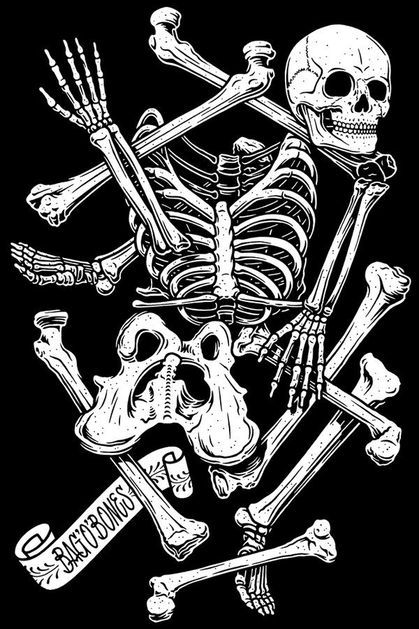 X__X • 死 者 の 顔 •: Photo #illustration #skeleton