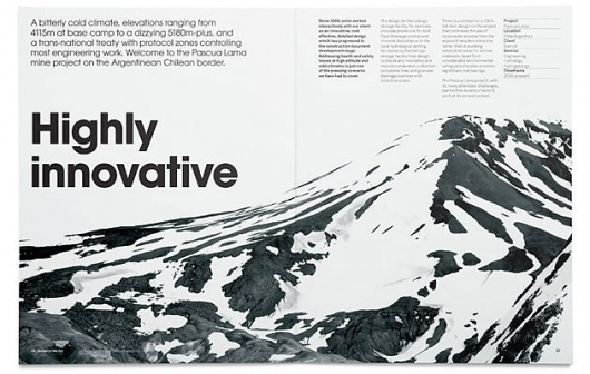 Work – Standapart #layout #editorial #typography