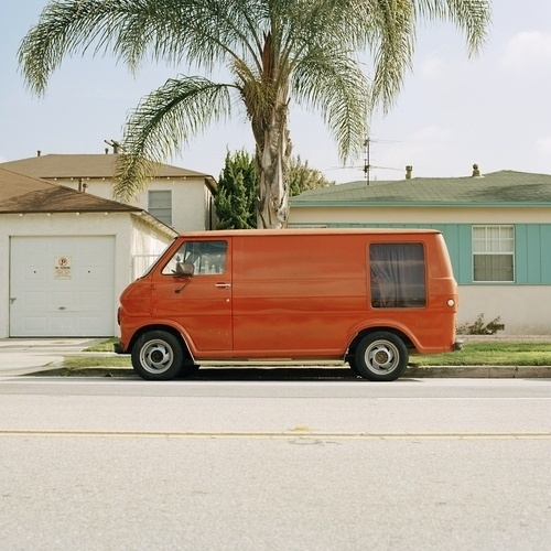 Vans and the places where they were | BLDG//WLF #photography #vans