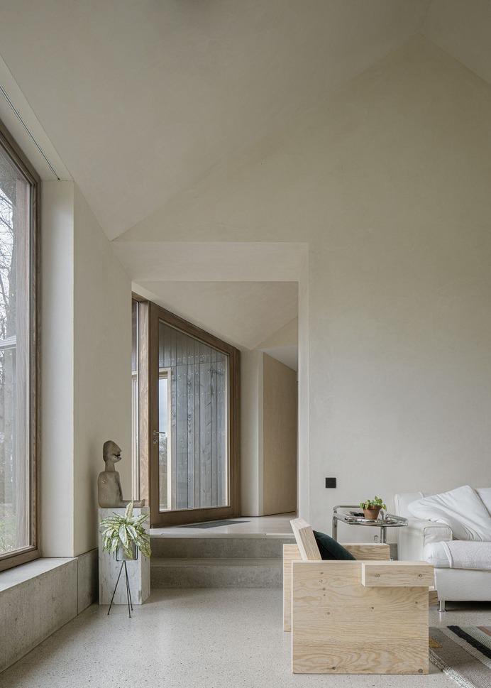 House BL by GRAUX & BAEYENS