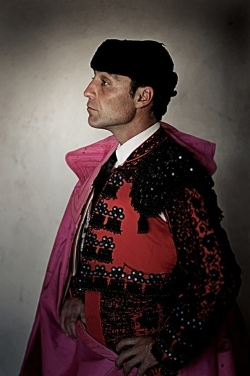 The Spanish Matador on the Behance Network #matador #jeff #behance #martin