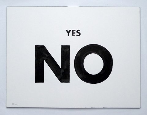 FFFFOUND! | Rafaël Rozendaal - drawings #white #yes #black #and #type