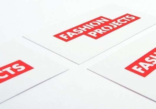 Fashion Projects - Oriol Arrese #logo #identity