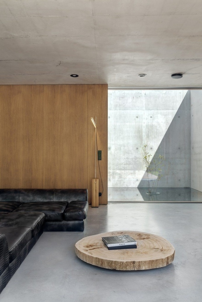Contemporary Residence With a T-Shaped Floor Plan in Poznan, Poland 8