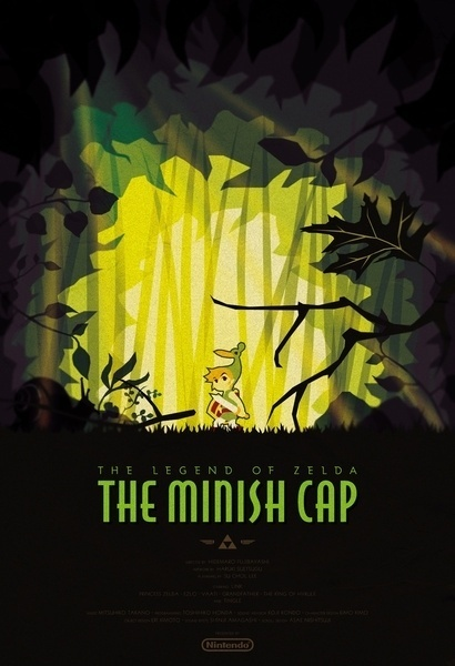 The Minish Cap Art Print by Phil Giarrusso | Society6