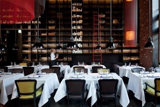 piero lissoni: conservatorium hotel, amsterdam #architecture #restaurants
