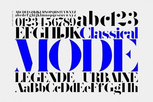 Fonts - Hype Type Studio / Paul Hutchison — Graphic Design & Art Direction #typography