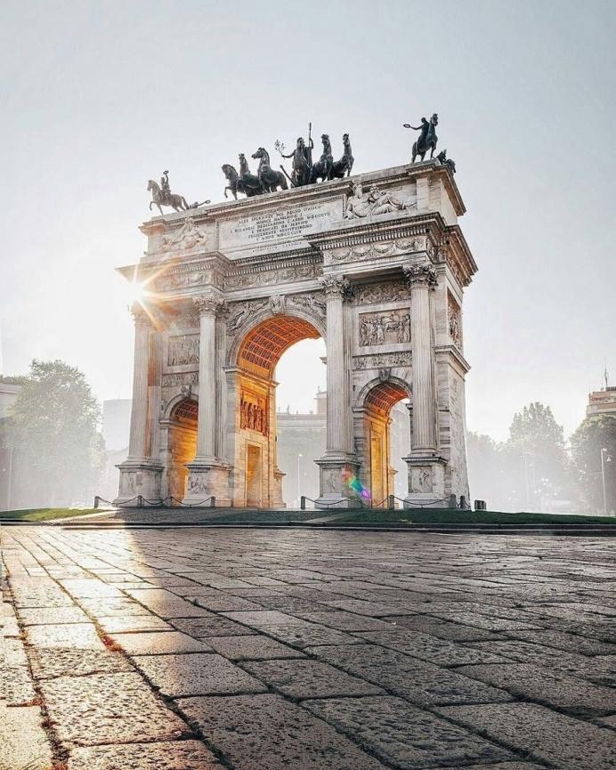 Milan, Italy 🇮🇹