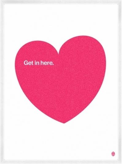 Sara Lindholm - nevver: Get in here #heart #love