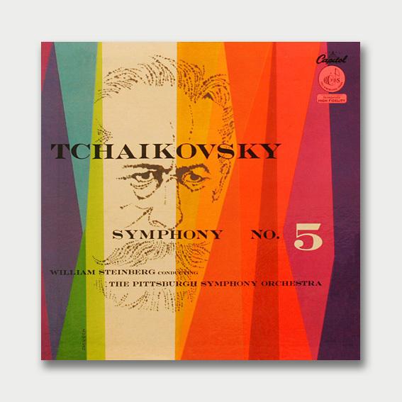 Mid Century Album Covers – Volume 16 #color