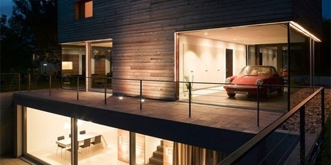 T-Bone House by Coast Architects   CoolBoom #wood #architecture #architects #coast