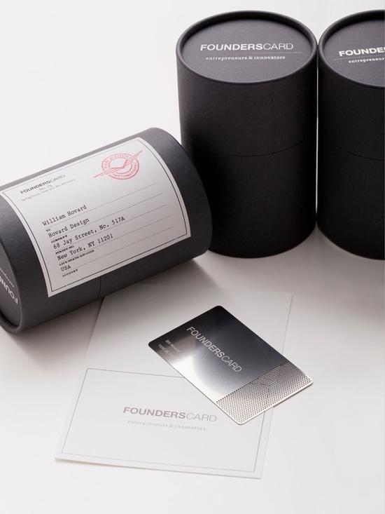 Founderscard Membership Card#packaging
