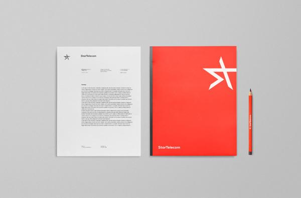 StarTelecom Branding #startelecom #telecommunication #visual #smartheart #branding #design #graphic #identity