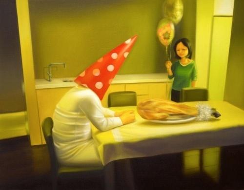 Joyce Ho - BOOOOOOOM! - CREATE * INSPIRE * COMMUNITY * ART * DESIGN * MUSIC * FILM * PHOTO * PROJECTS #birthday #ballons #girl