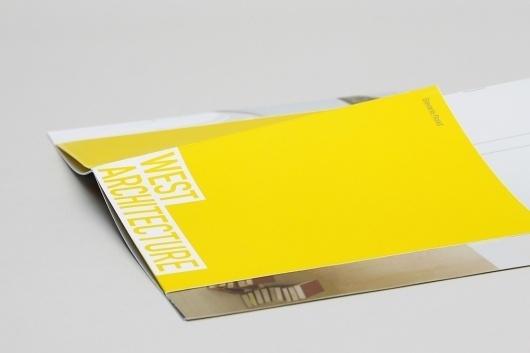 SI Special – Hugh Morse / Morse Studio | September Industry #print #minimal