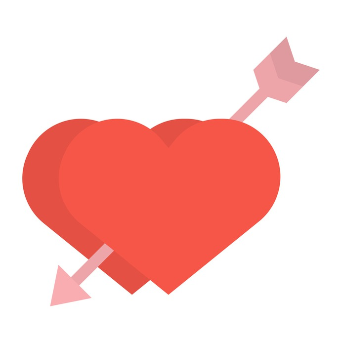 See more icon inspiration related to heart, lover, love, love and romance, inlove, valentines day, loving, like and arrow on Flaticon.