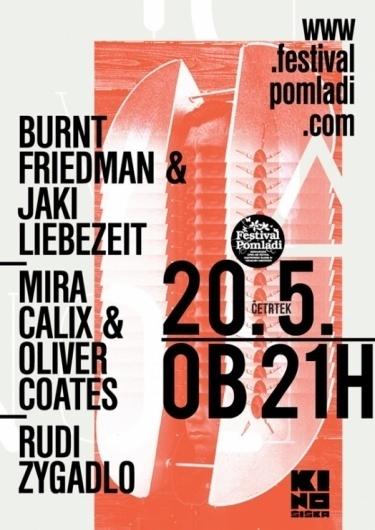 Festival Polmadi Kino Siska | vbg.si - creative design studio #flyer