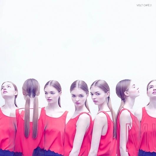 Multiplex | Volt Café | by Volt Magazine #beauty #design #graphic #volt #photography #art #fashion #layout #magazine #typography