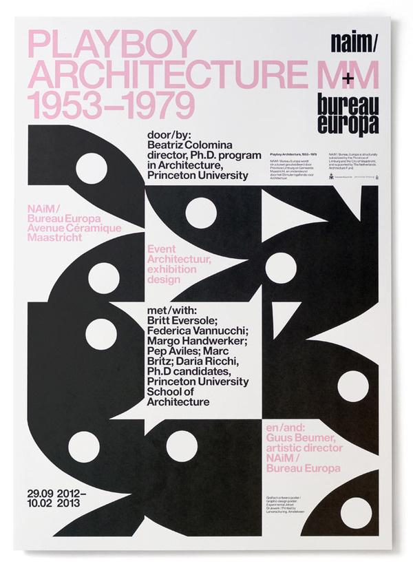 www.experimentaljetset.nl/archive/naim archi playboy #poster