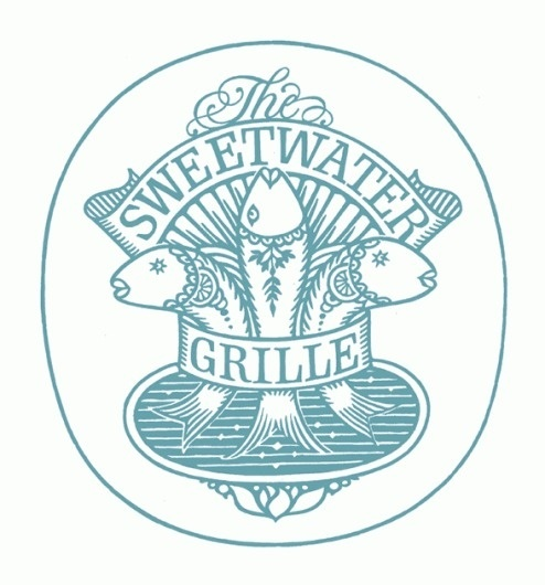 sweetwaterGrille_lg.gif (GIF Image, 588x630 pixels) #logo #illustration #type #boguslav #raphael