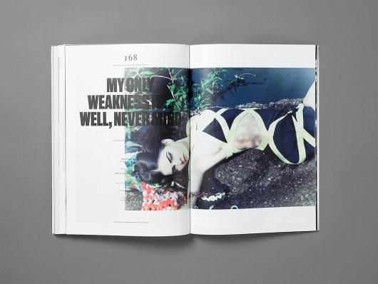 Xavier Encinas | September Industry #print #layout #editorial