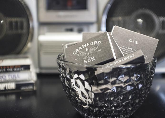 Crawford & Son Matches - Paul Tuorto