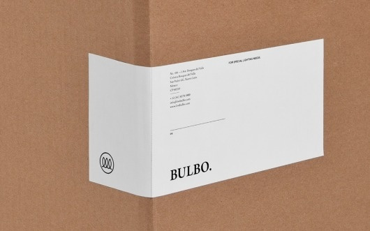 Anagrama | Bulbo #packaging #print #identity #stationery #logo