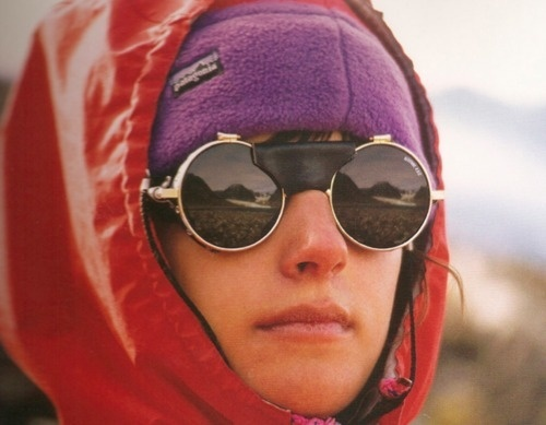 T H R T B R K R S #mountaineering #sunglasses #outdoorsy