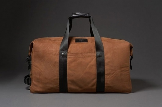 Killspencer Weekender 2.0 Bag | Highsnobiety.com #bag #leather