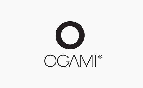 ogami logo design