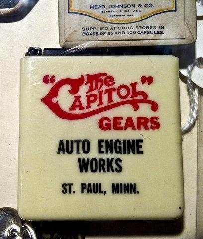 FFFFOUND! | Badge Hunting | Allan Peters #type #custom #vintage #typography