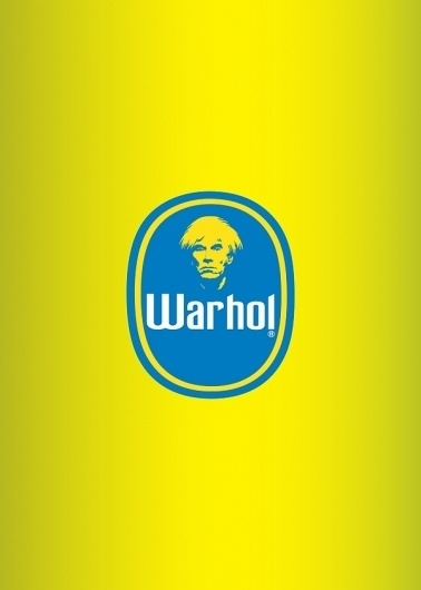 Warhol Chiquita on the Behance Network #kosovo #andy #hasi #design #graphic #warhol #prishtina #berin