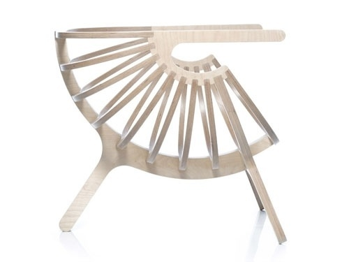 Shell chair by Marco Sousa Santos #chair #design