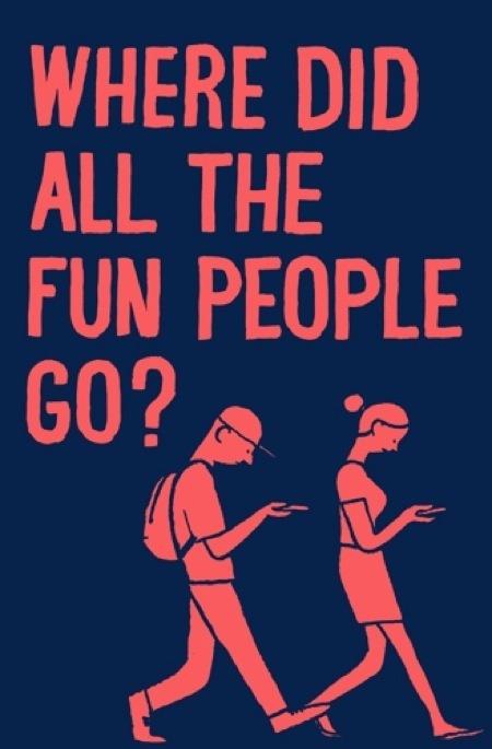 Creative Review Jean Jullien says, Allo? #sillo