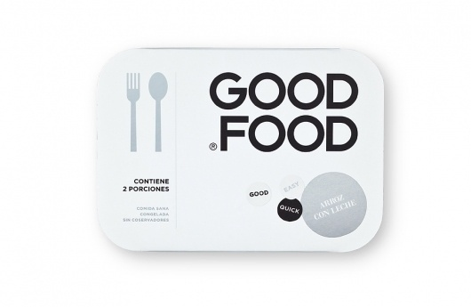 Face. Works. / Good Food. #packaging #food #designbyface #face #good