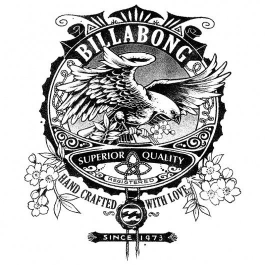 b&w_44.jpg (800×800) #illustration #badge