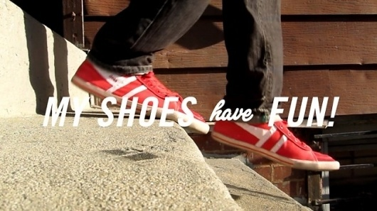 GR_GO #shoes #design #grant #gold #film #type