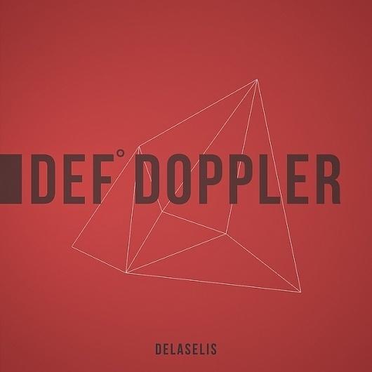 Flickr: Your Photostream #minimalistic #marsalis #defcon #7 #doppler #effect #the #cover #eason #art #delaselis