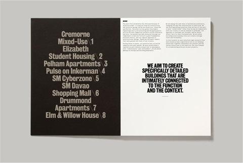FFFFOUND! | Hofstede Design – SI Special | September Industry #centre #aligned #bold #spread #type
