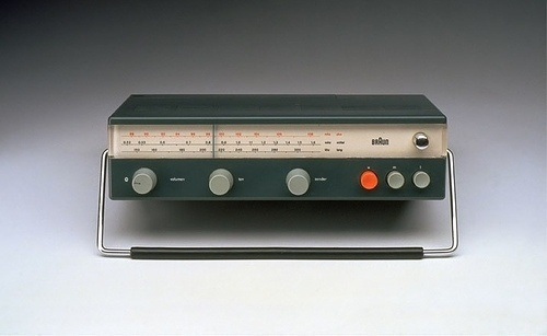 DIETER RAMS FOR BRAUN | Flickr - Photo Sharing! #radio #tuner #design #stereo #1960s #industrial #braun #rams #receiver #dieter